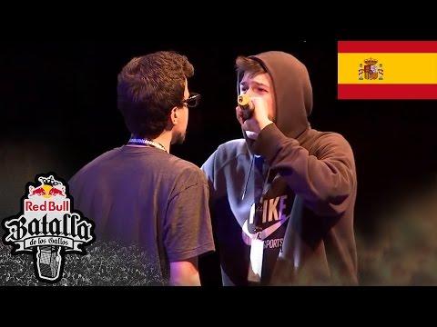 CHUTY vs KENSUKE – Batalla final:Madrid, Español 2016 | Red Bull Batalla de los Gallos