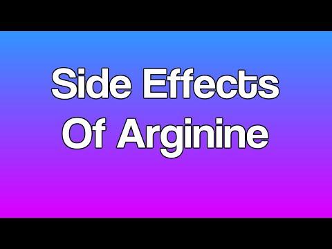 side-effects-of-arginine