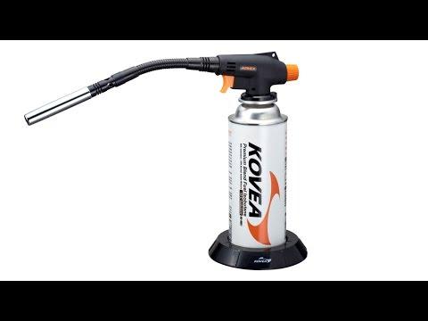 Резак газовый КТ-2924 KOVEA Free Neck Gas Torch