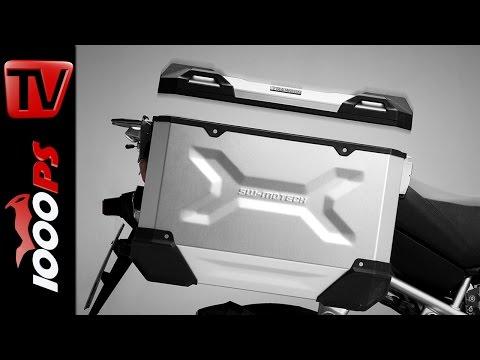 SW-MOTECH TRAX ADVENTURE-Gepäcksystem