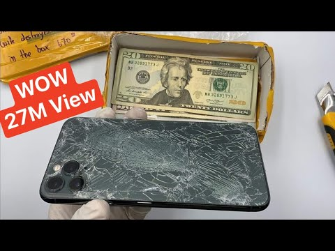 iPhone 11 Pro Max Restoration...