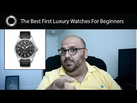 The Best First Luxury Watches For Beginners - Federico Talks Watches