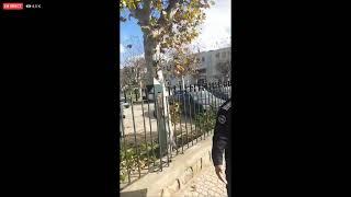 مباشرة من القنيطرة: لحظة خروج الميلودي من محكمة الأسرة