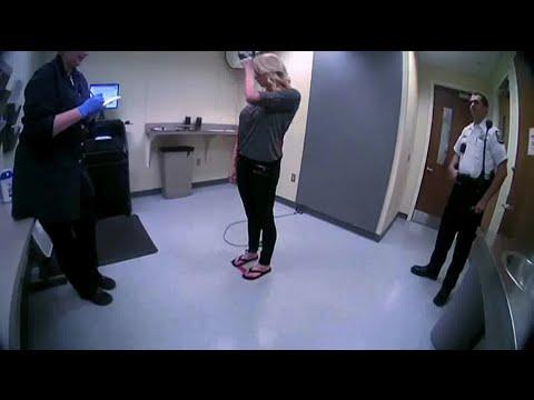 Bodycam video of Stormy Daniels arrest