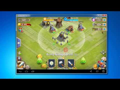 How To Play Castle Clash On PC