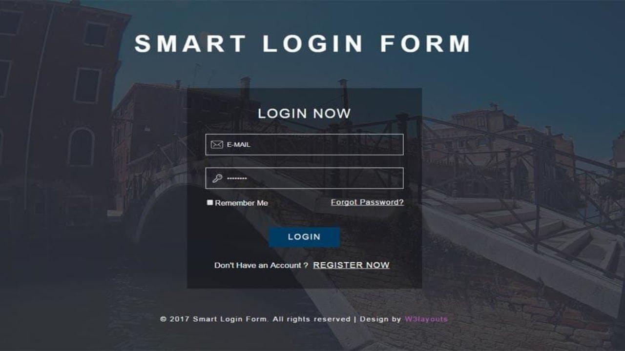 ASP.NET MVC #8 : Smart Login Form Responsive | FoxLearn - YouTube