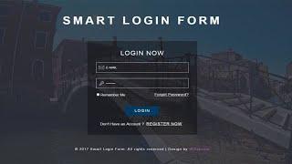 [5.06 MB] ASP.NET MVC #8 : Smart Login Form Responsive | FoxLearn