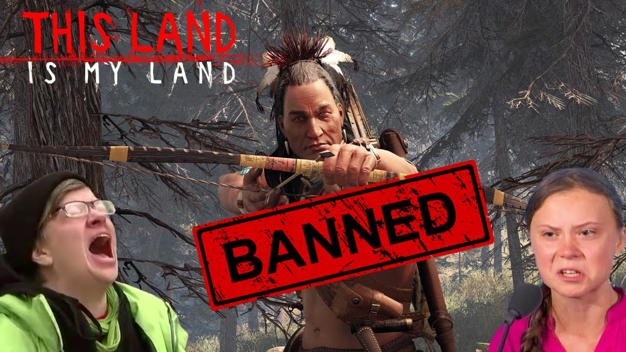 Karen comes for Steam! Wild West game This Land is My Land MUST adopt Twitter Puritan values!