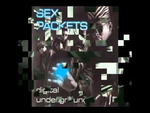 Digital Underground - Underwater Rimes (Remix) - Sex Packets 1990
