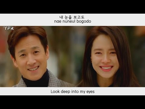 Park Won (박원) - Look At Me [My Wife's Having an Affair This Week] (HAN/ROM/ENG)