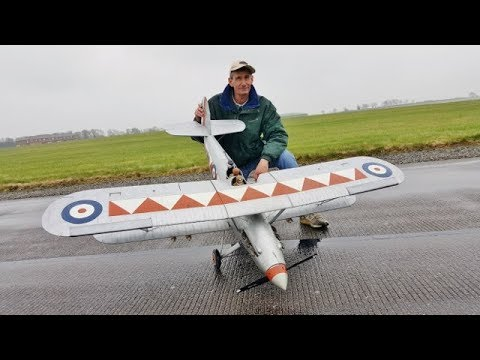 Giant 1//5 Scale AT-6 TEXAN scratch build R//c Plane Plans 100 in wingspan
