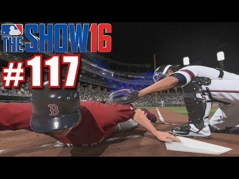 CYCLE IN CHICAGO! | MLB The Show 16 | Road to the Show #117