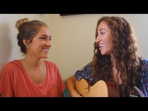 No Matter Where You Are - Us The Duo Acoustic Cover - Gardiner Sisters