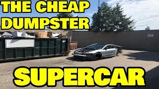 Rebuilding My Dream Supercar In 3 Days!