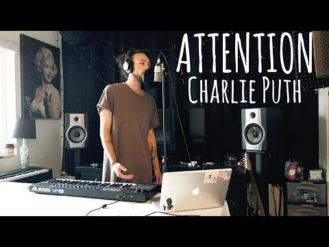 Attention - Charlie Puth // Dylan Matthew Cover