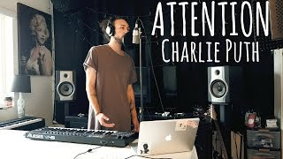 Attention - Charlie Puth // Dylan Matthew Cover thumbnail