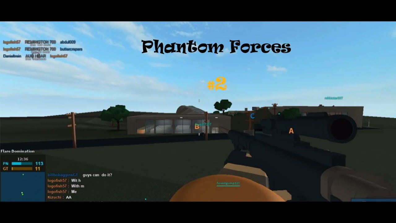 Playing With Flying Glitch 2 Phantom Forces Beta Roblox