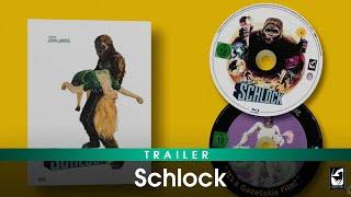 Schlock - Das Bananenmonster - Limited Mediabook Blu-ray Edition (Trailer deutsch)