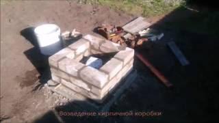 видео обустройство скважины на воду
