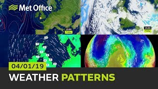 Weather Patterns – 04/01/19