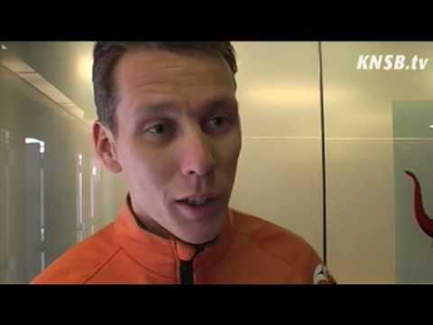 Stefan Groothuis visualiseert zijn 1000 meter