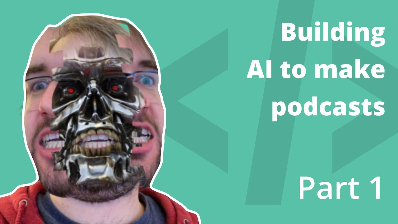 BxJS - AI for making podcasts [Part 1]