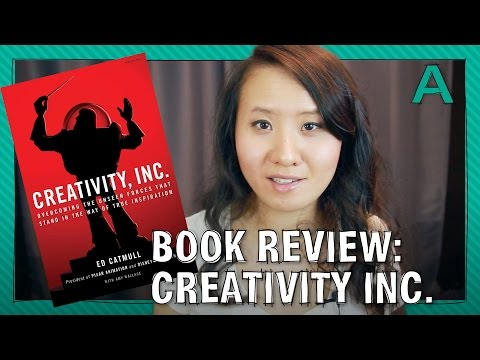 4 Things I Learned from Creativity Inc // Book Review | ARTiculations