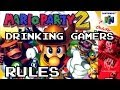 Mario Party Drinking Game Rules