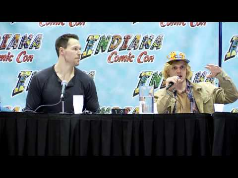 American Horror Story & XMen Panel: Evan Peters & Daniel Cudmore