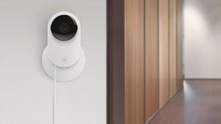 Обзор IP-камеры Xiaomi Yi Smart Wifi Cam