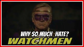 HBO Watchmen Reaction-We talk episode 3 and fan complaints about the show.
