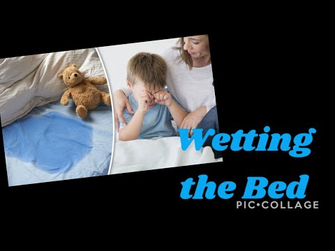 What to do if your child wets the bed