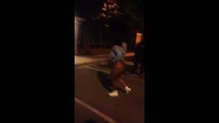 Hood Girl Fight!