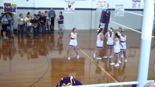 Cheerleading sponsor saves Cheerleaders Face