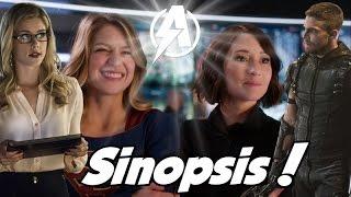 ¿Oliver y Felicity VUELVEN A SER PAREJA?, Alex es SECUESTRADA y CORRE RIESGO DE MUERTE! - Sinopsis