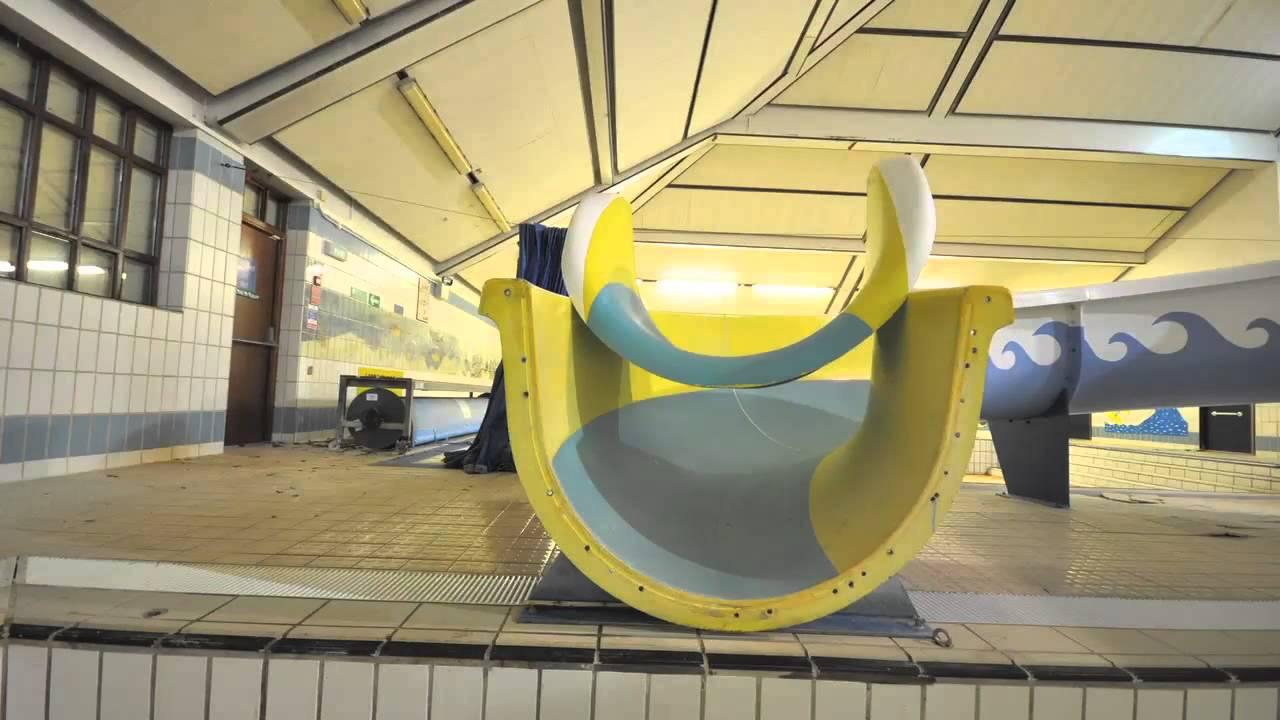 Refurbishment Of The Oakland Swimming Pool In Southampton Youtube