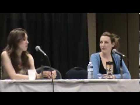 Anime Industry Q & A Panel with Caitlin Glass and Whitney Rodgers at Anime Overload 2013