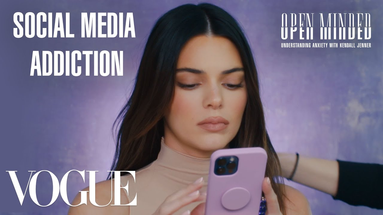 Kendall Jenner on How Social Media Has Affected Her Anxiety | Open Minded