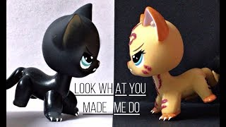 LPS Music Video ~ Look What You Made Me Do (Switching Vocals)