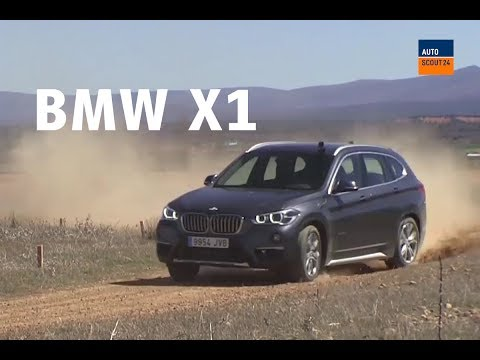 bmw x1 review videoprueba test a fondo autoscout24. Black Bedroom Furniture Sets. Home Design Ideas