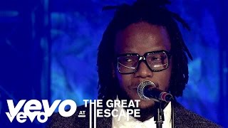 Thabo & The Real Deal - Hopelessly Coping Pt. II (Live) - Vevo UK @ The Great Escape 2015