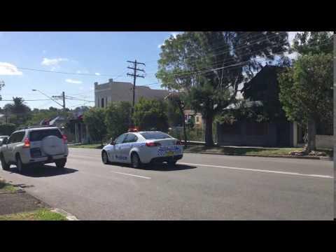 NSW Police - Newtown 36