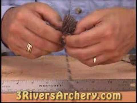 3Rivers Archery Musk Ox String Silencers