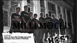 HOST Alliance - Milli Meclis ( azeri rap )