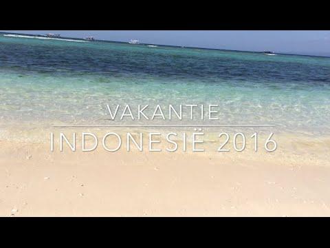 Vakantie Indonesie 2016 Sumatra Bali Lombok Nina Guci Youtube
