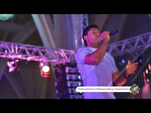 YOU ARE GREAT ;STEVE CROWN - HALLELUJAH FESTIVAL Abuja 2017