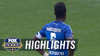 Video Gol Pertandingan Mainz FC vs Hamburger SV