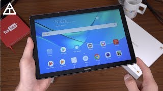 Huawei MediaPad M5 Tablet Unboxing!