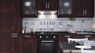 Кухонная вытяжка ELEYUS BONA - видео обзор вытяжки