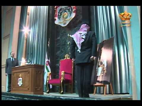 English News at ten in Jordan Television 07-02-2015